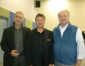 Davidovic, Jelic and Sinkovic