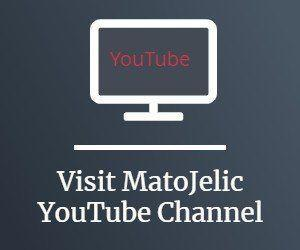 MatoJelic YouTube Channel