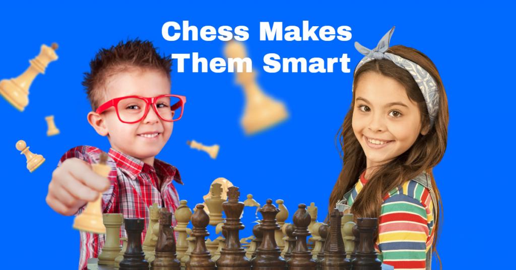 Chess makes kids smarter