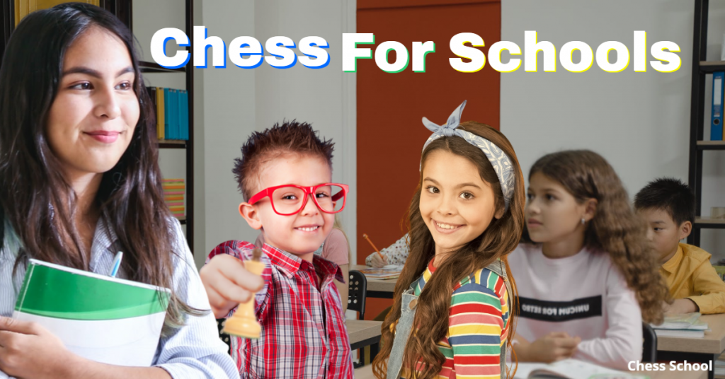 Chess classes for school